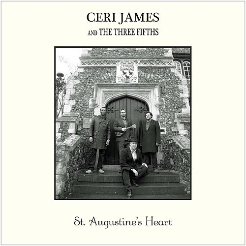 St. Augustine's Heart von Ceri James