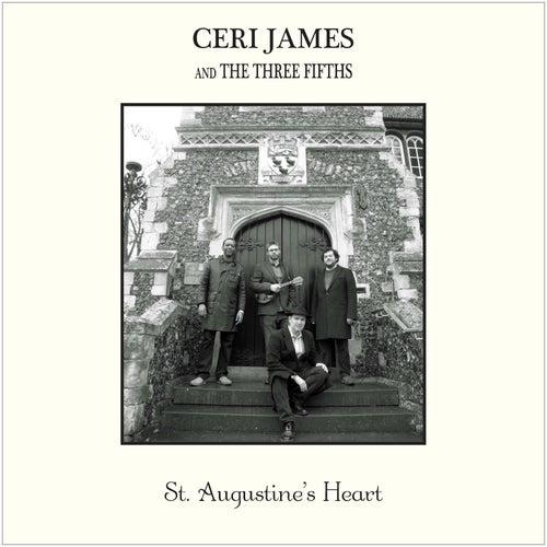 St. Augustine's Heart von Ceri James