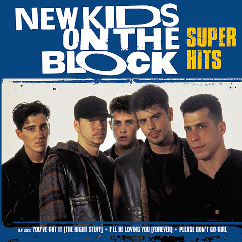 Super Hits by New Kids on the Block