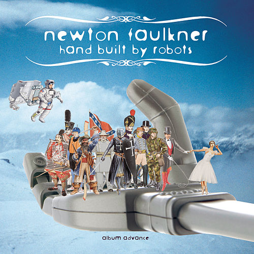 Hand Built By Robots by Newton Faulkner
