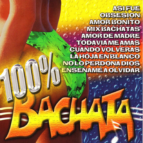 100% Bachata de Anthony Santos