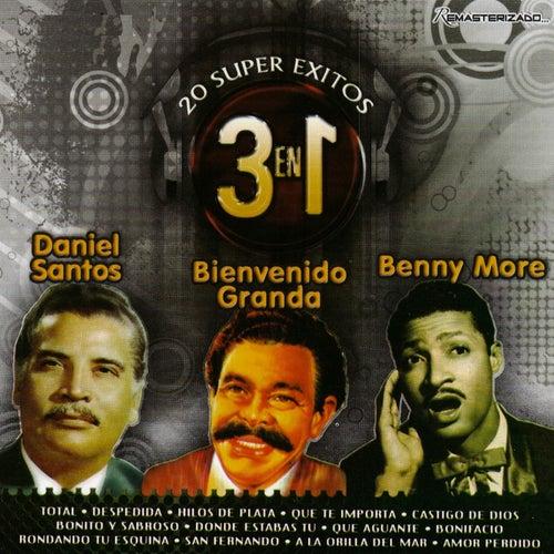 20 Super Exitos - 3 en 1 de Various Artists