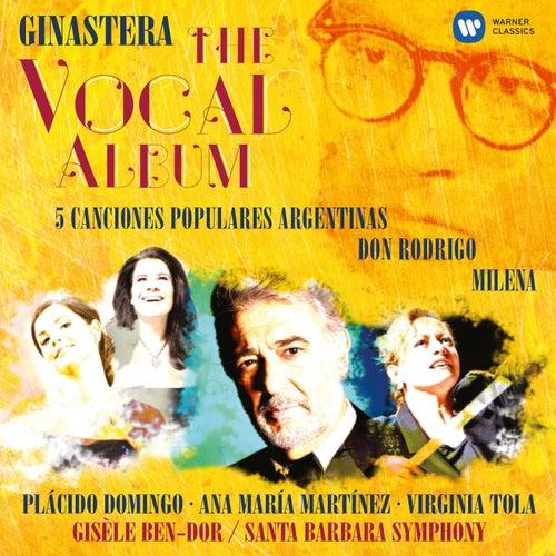 Ginastera - The Vocal Album de Gisèle Ben-Dor