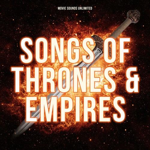 Songs of Thrones & Empires de Various Artists