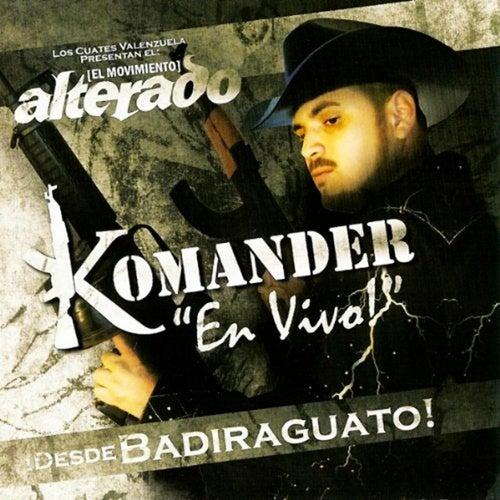 iEn Vivo! - iDesde Badiragato! de El Komander
