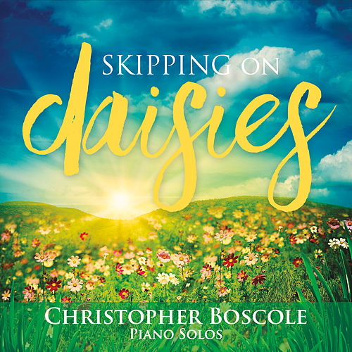 Skipping on Daisies de Christopher Boscole