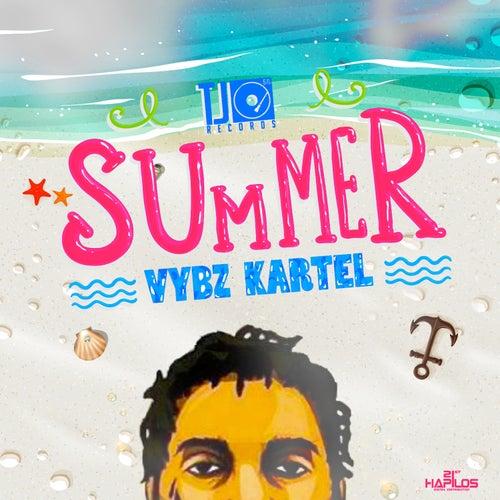 Summer - Single by VYBZ Kartel