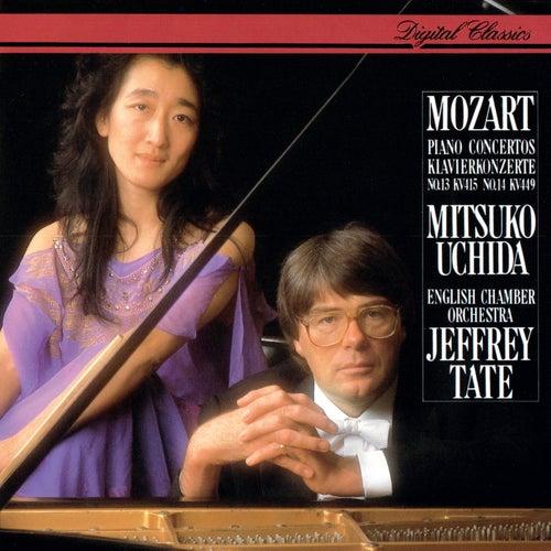 Mozart: Piano Concertos Nos. 13 & 14 by Jeffrey Tate