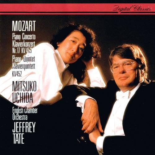 Mozart: Piano Concerto No. 17; Quintet For Piano & Wind by Mitsuko Uchida
