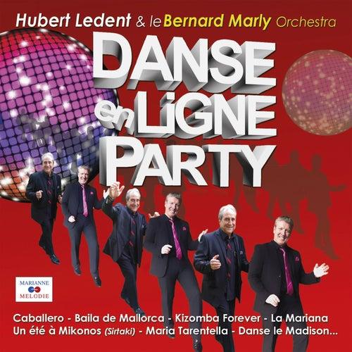 Danse en ligne party by Bernard Marly Orchestra
