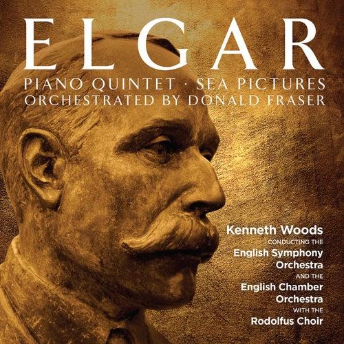 Elgar: Piano Quintet - Sea Pictures von Various Artists