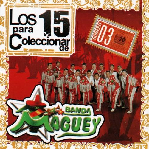 Los 15 Para Coleccionar by Banda Maguey