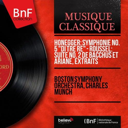 Honegger: Symphonie No. 5