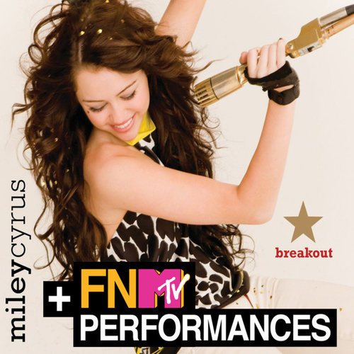 Breakout (MTV Bonus Version) by Miley Cyrus