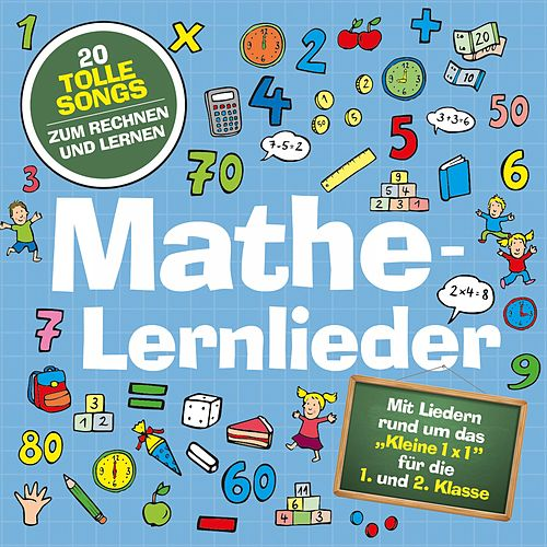 Mathe-Lernlieder by Marie