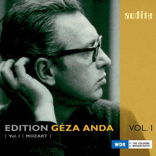 Edition Géza Anda – Vol. I: Mozart fra Various Artists