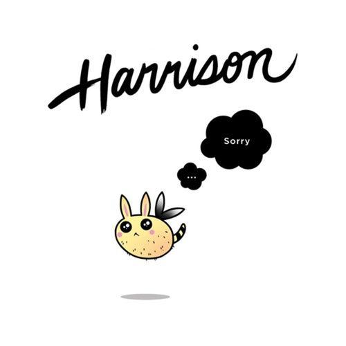 Sorry by Harrison