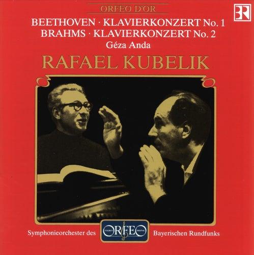 Beethoven & Brahms: Piano Concertos by Géza Anda