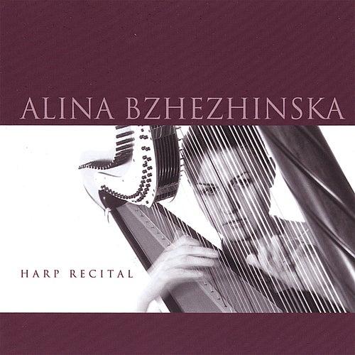 Harp Recital by Alina Bzhezhinska