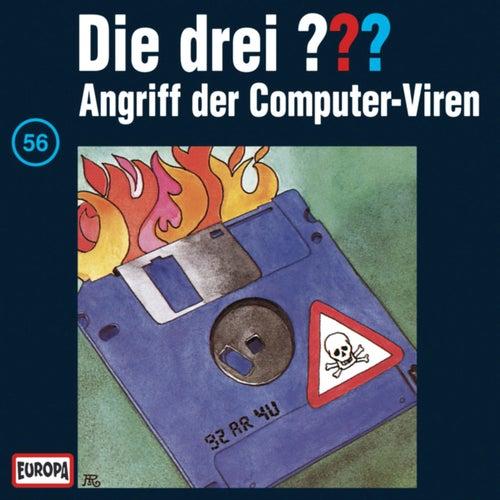 056/Angriff der Computer-Viren von Die drei ???
