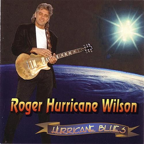 Hurricane Blues by Roger Hurricane Wilson