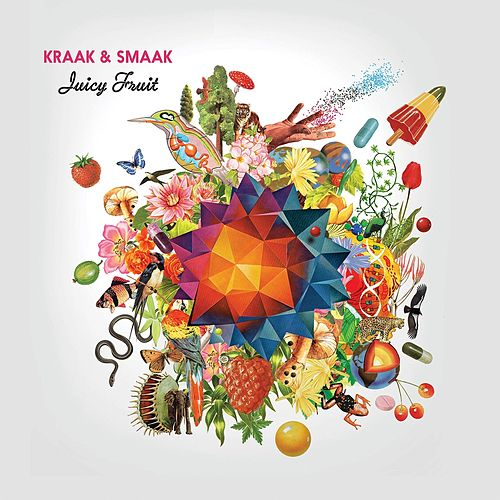 Juicy Fruit von Kraak & Smaak