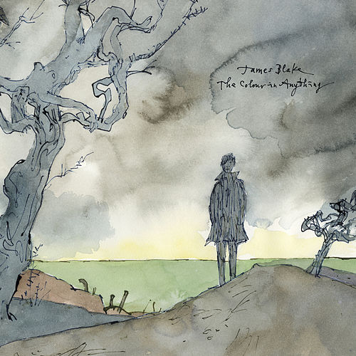 The Colour In Anything de James Blake