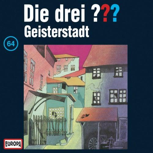 064/Geisterstadt von Die drei ???