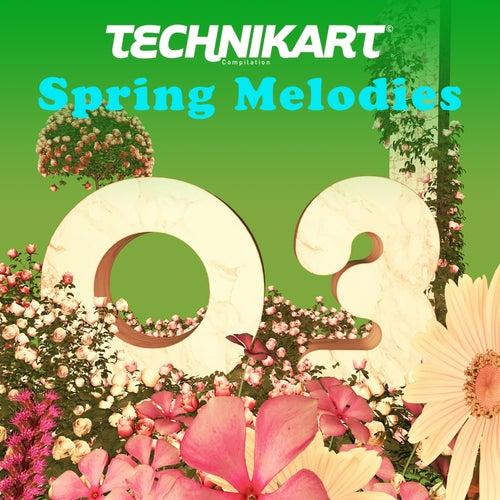Technikart 03 - Spring Melodies de Various Artists