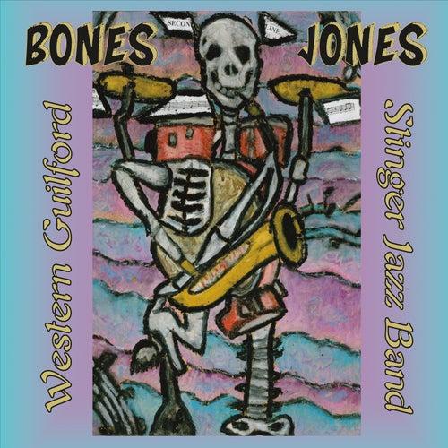 Bones Jones de Western Guilford Stinger Jazz Band