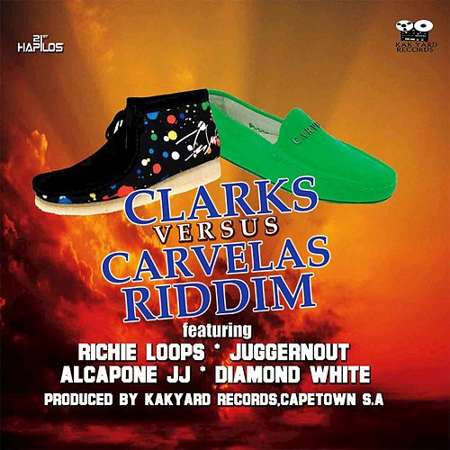 Clarks Vs Carvela Riddim by Various Artists