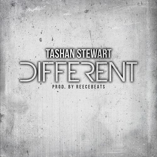 Different - Single by Tashan