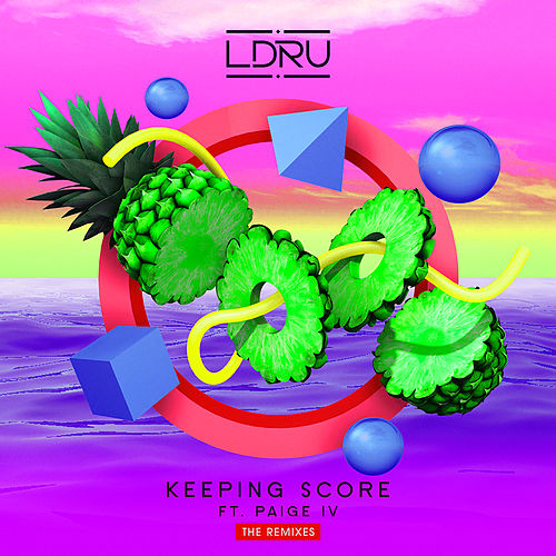 Keeping Score (Remixes) von L D R U