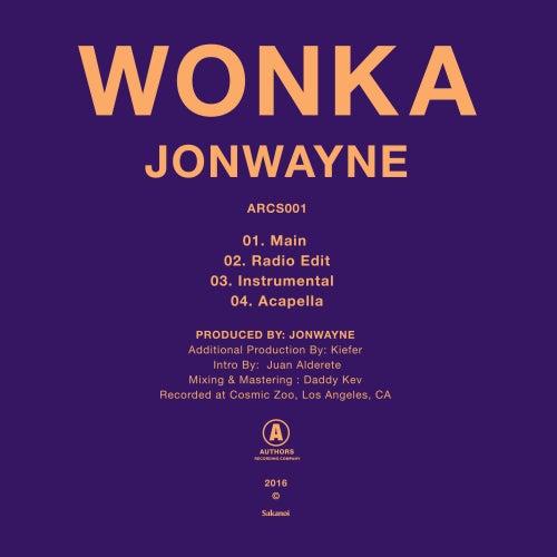 Wonka by Jonwayne
