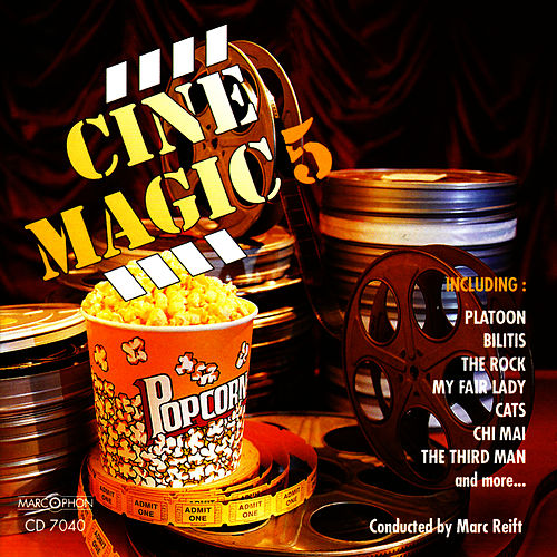 Cinemagic 5 de Philharmonic Wind Orchestra