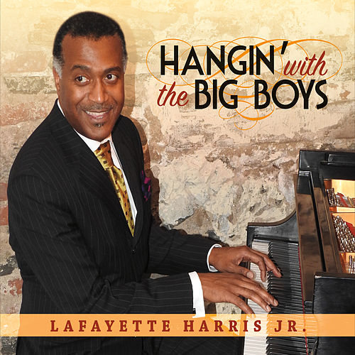 Hangin' with the Big Boys de Lafayette Harris Jr.