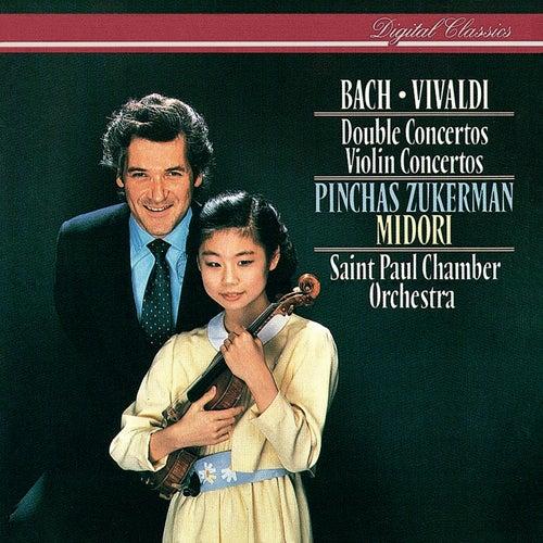J.S. Bach & Vivaldi: Violin Concertos & Double Concertos by Midori