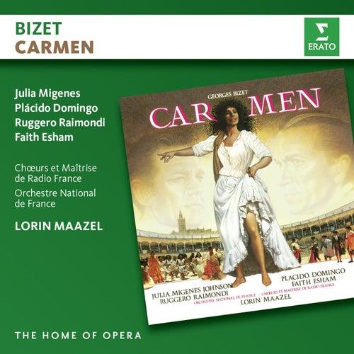 Bizet: Carmen by Lorin Maazel
