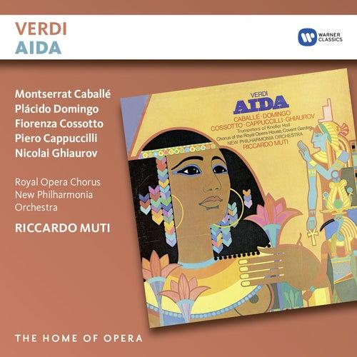 Verdi: Aida von Riccardo Muti