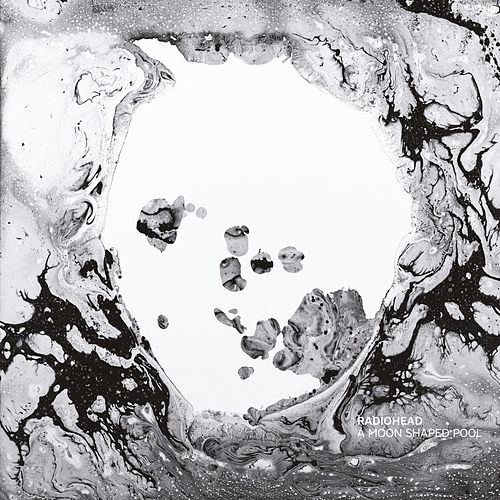 A Moon Shaped Pool de Radiohead