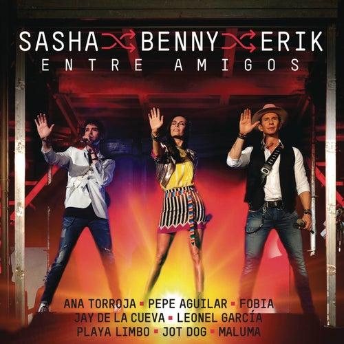 Entre Amigos (En Vivo Entre Amigos) von Sasha Benny Erik