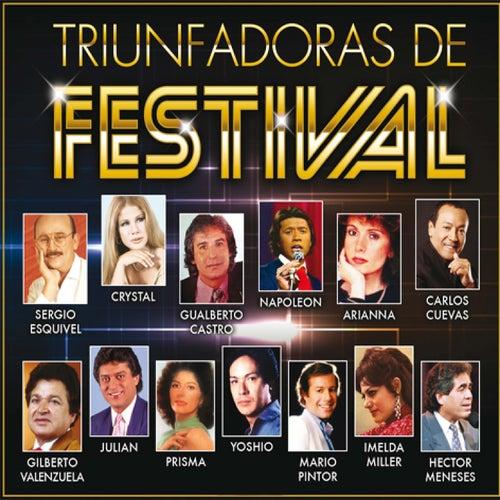 Triunfadoras del Festival by Various Artists