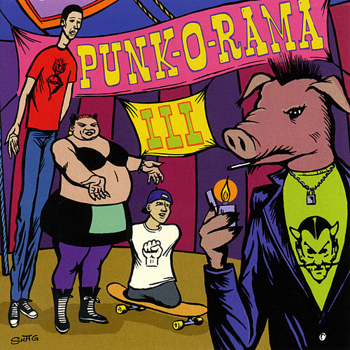 Punk-O-Rama 3 de Various Artists