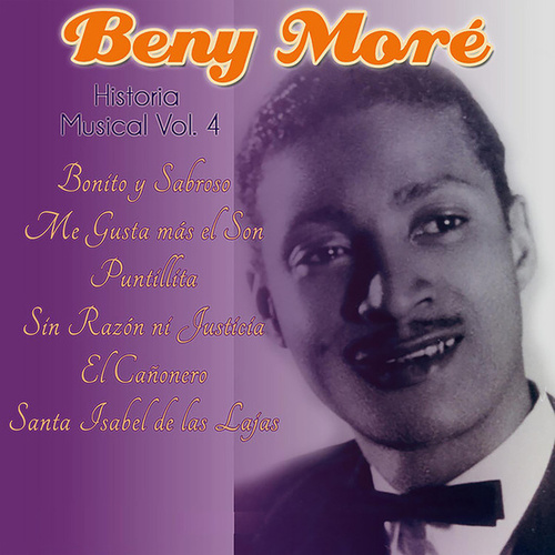 Historia Musical Volumen 3 de Beny More