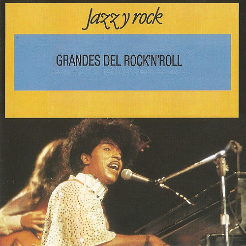 Grandes del Rock'n'roll: Jazz y Rock de Various Artists