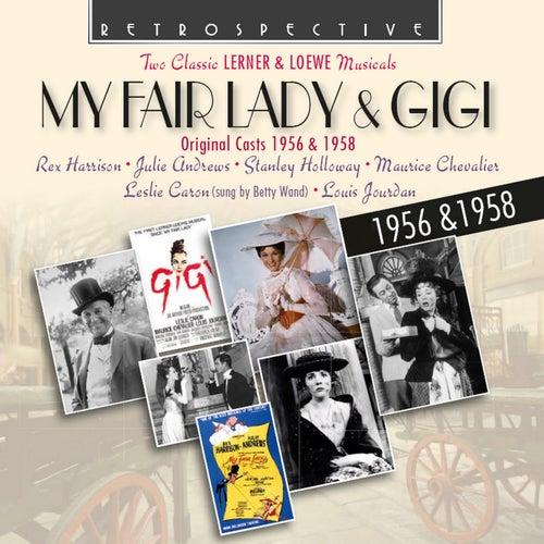 My Fair Lady & Gigi de Original Cast