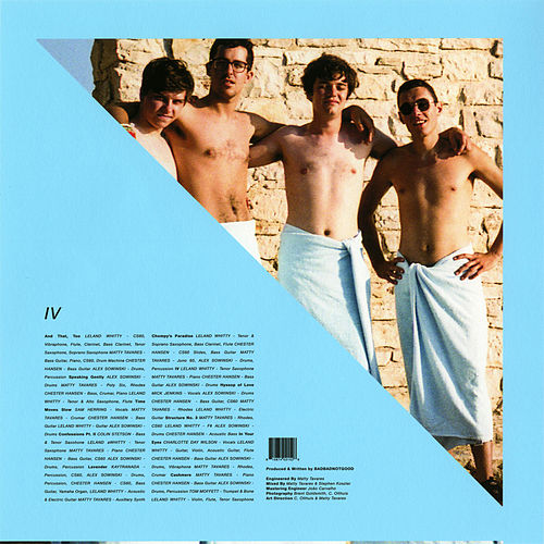 Time Moves Slow (feat. Sam Herring) b/w Speaking Gently di Badbadnotgood