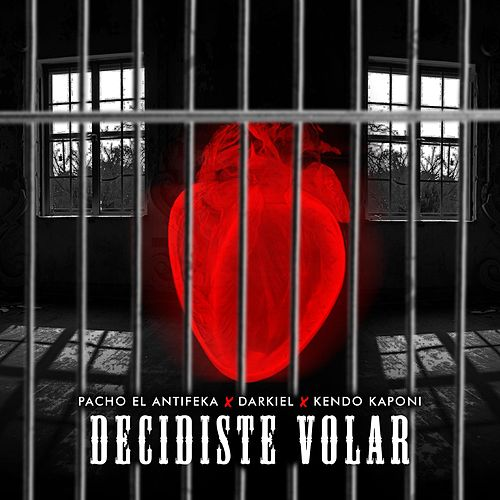 Decidiste Volar (feat. Darkiel & Kendo Kaponi) by Pacho El Antifeka