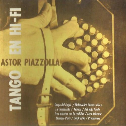 Tango en Hi-Fi von Astor Piazzolla
