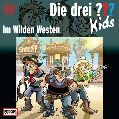 035/Im Wilden Westen von Die Drei ??? Kids